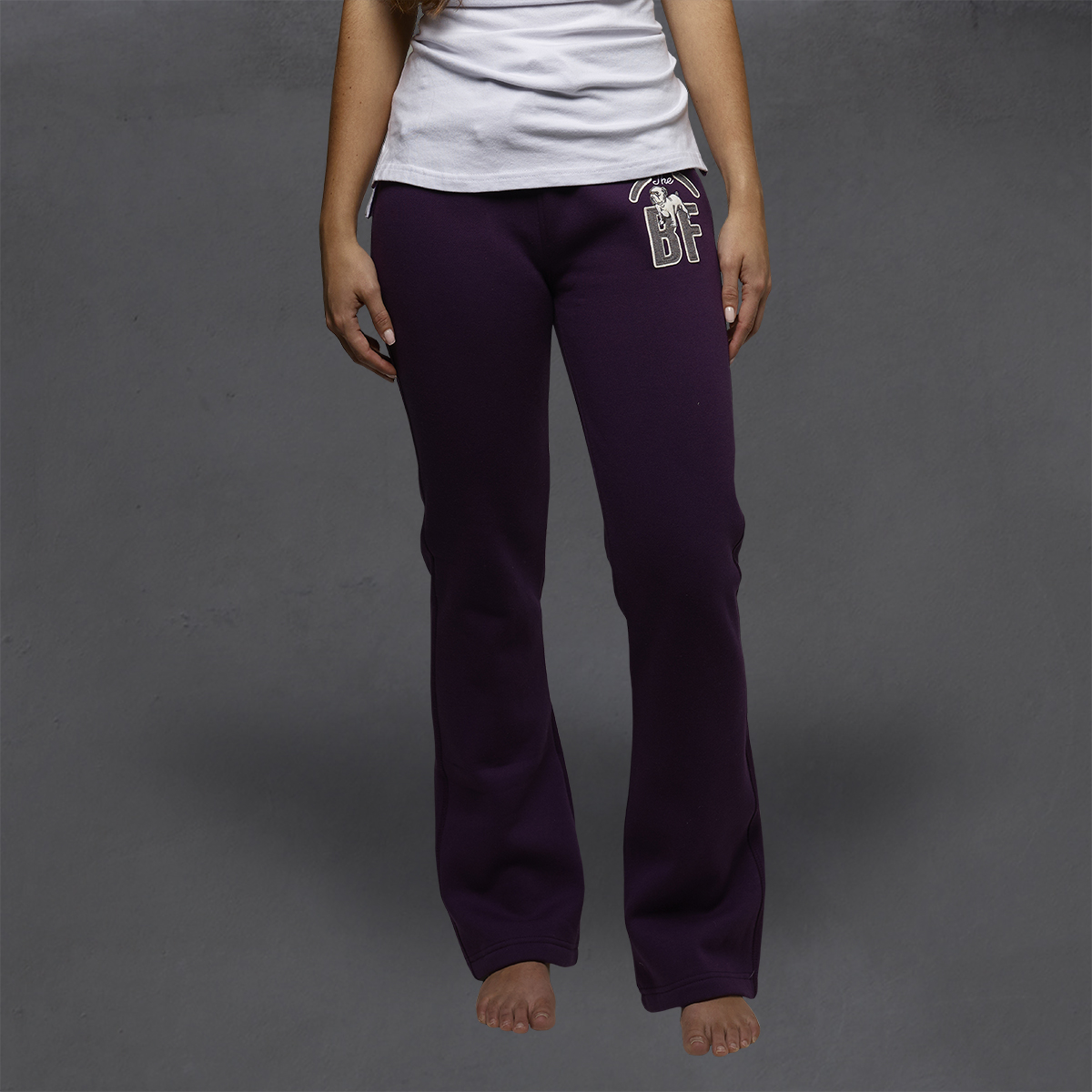 Girls Heritage Sweatpants - Crown Jewel