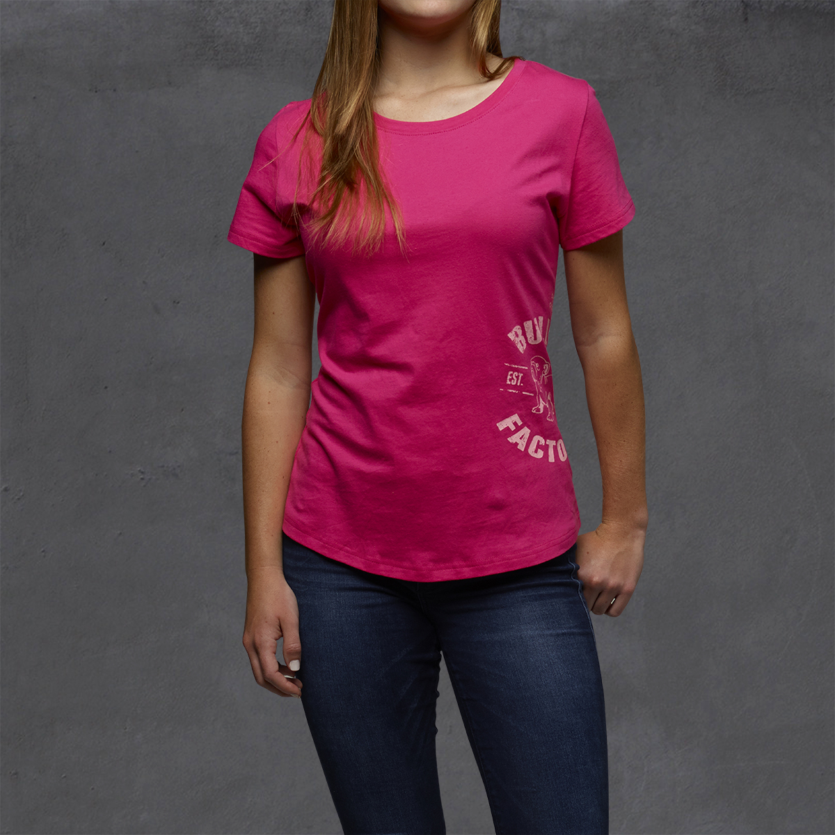Girls Heritage Printed Ts - Cactus Flower