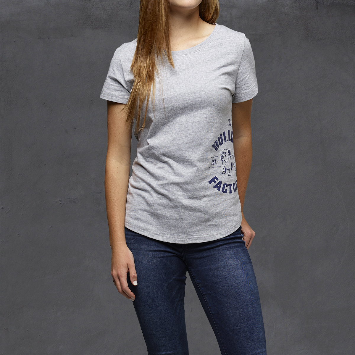 Girls Heritage Printed Ts - Highrise
