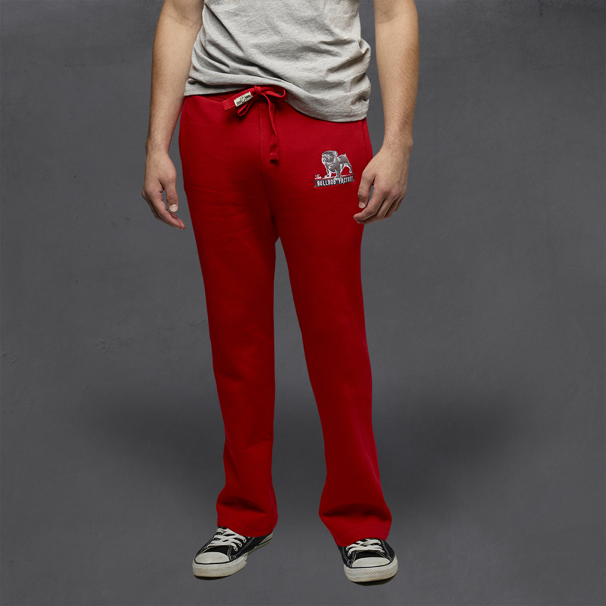 Guys Heritage Sweatpants - Cherry Tomato