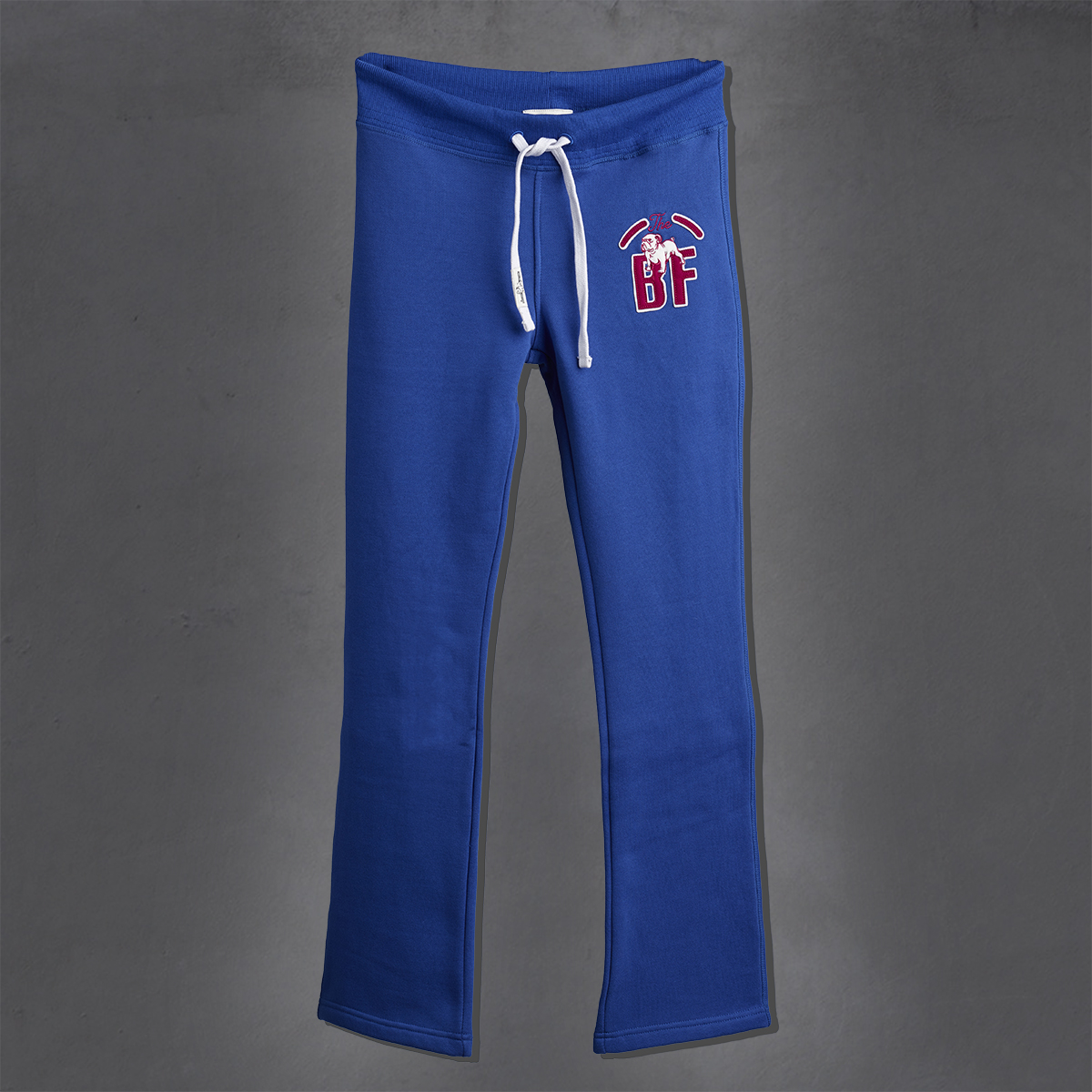Girls Heritage Sweatpants - Dazzling Blue