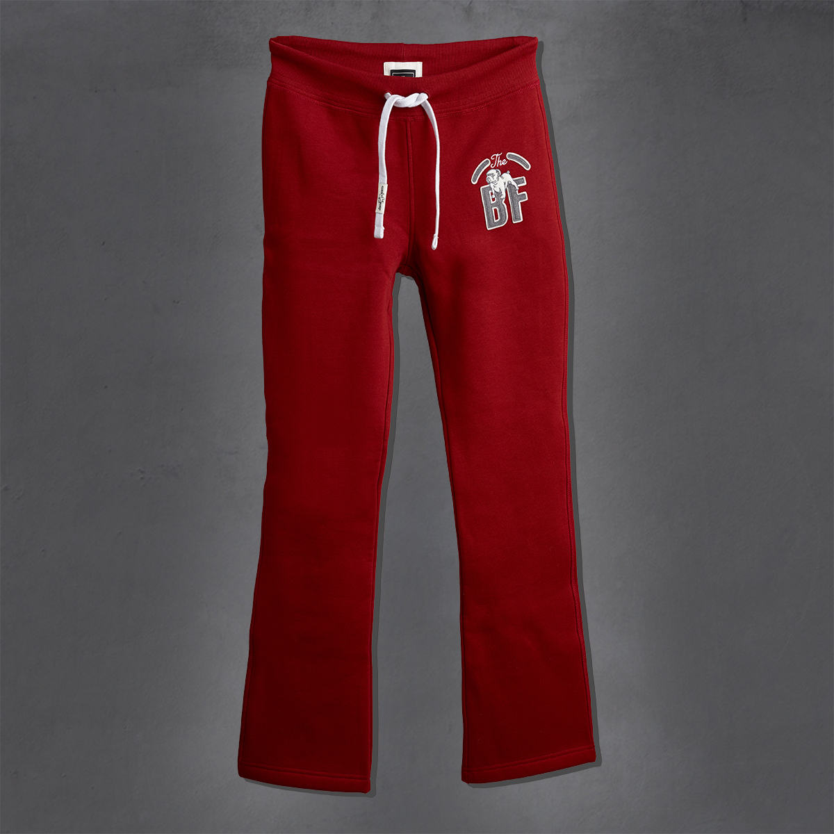 Girls Heritage Sweatpants - Pompeian Red