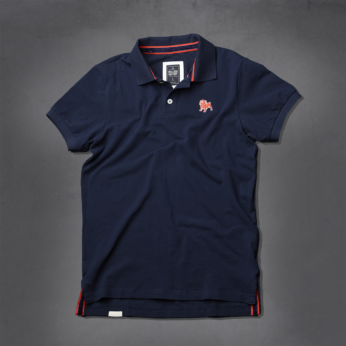 Guys Heritage Polos - Eclipse