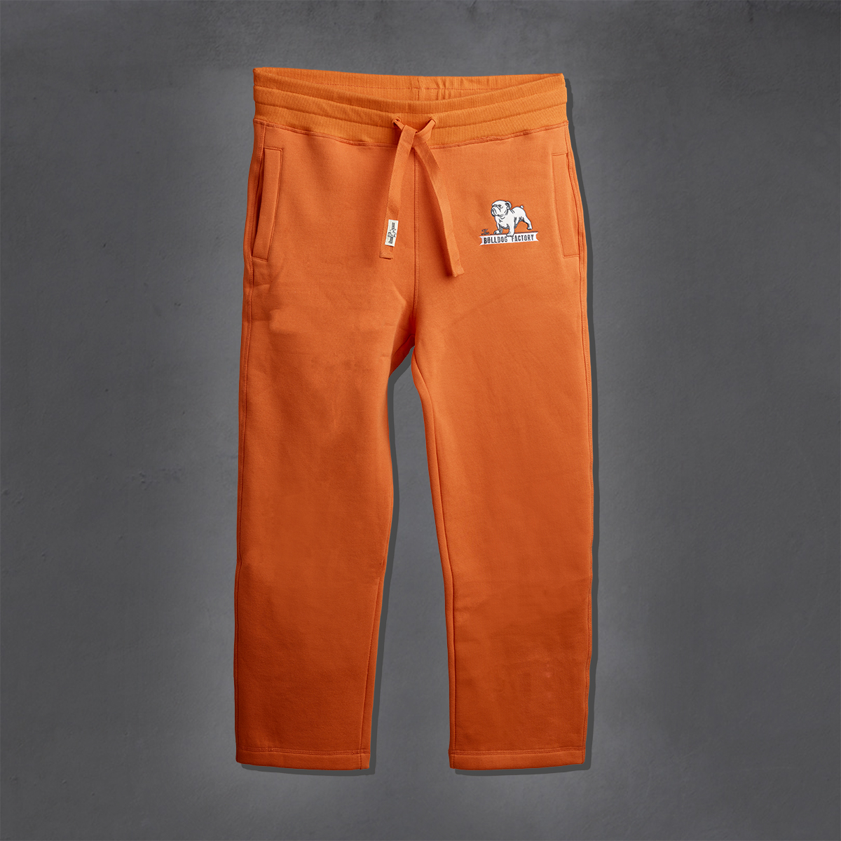 Guys Heritage Sweatpants - Celosia Orange